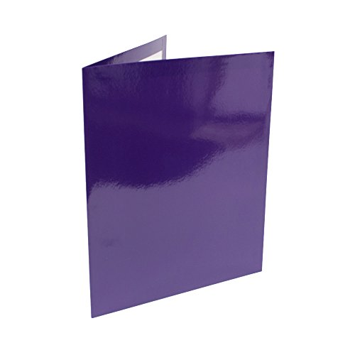 Ptm Images 12 In X 12 In The Color Purple Laminated: 8.5″ X11″ Film Laminated Pocket