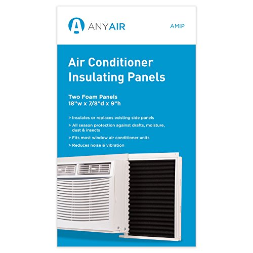 Anyair Window Air Conditioner Insulating Strip Seal By