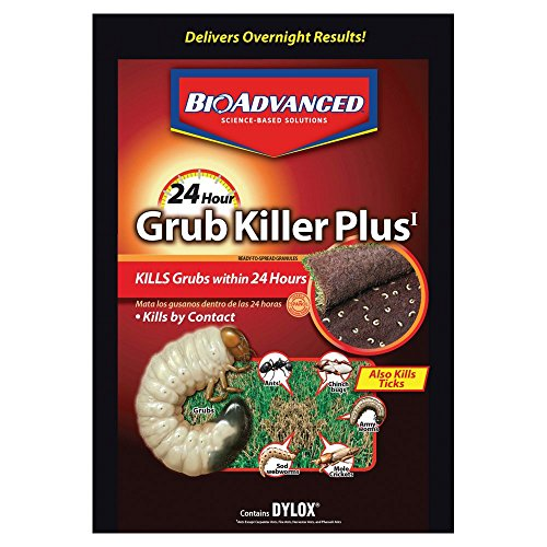 Bayer Advanced 700740s 24 Hour Grub Killer Plus Granules
