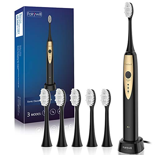 Sonic Electric Toothbrush Rechargeable Magnetic Suspension