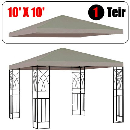 10 X Gazebo Replacement Canopy